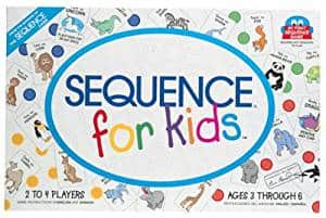 Sequence for Kids $9.79