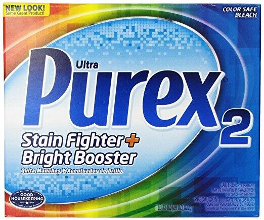 29 Ounce Purex Laundry Bleach $1.87 or less + Free Shipping @ Amazon