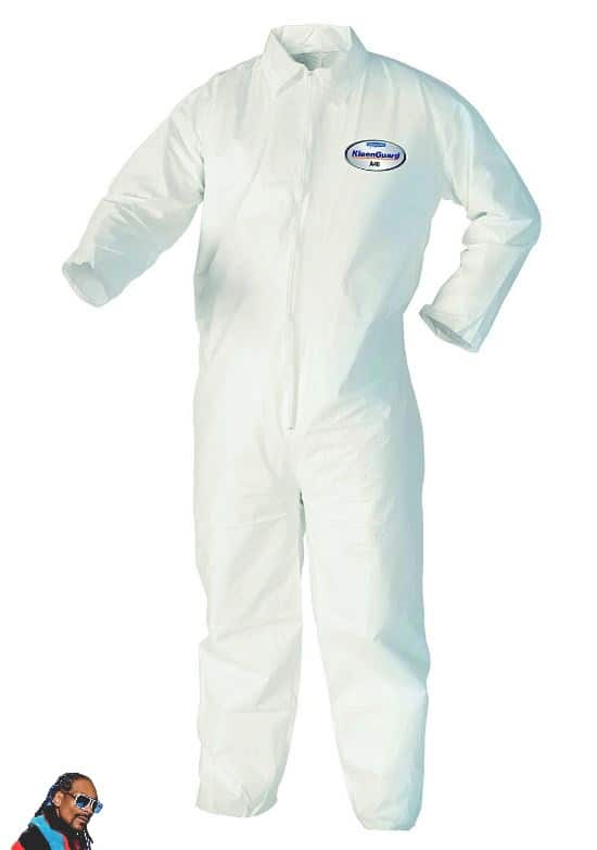 Kleenguard Liquid & Particle Protection Coveralls $2.34 edit: Now $4.64 + Free S&S Shipping @ Amazon