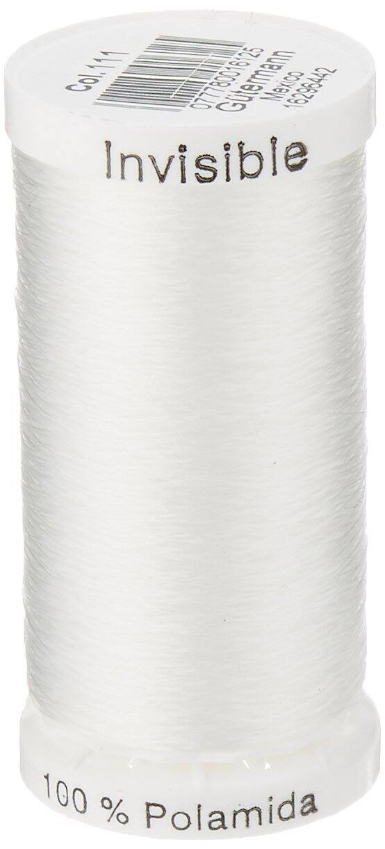 $1.24 shipped Invisible Thread 273 Yards-Clear w/ Prime @ Amazon