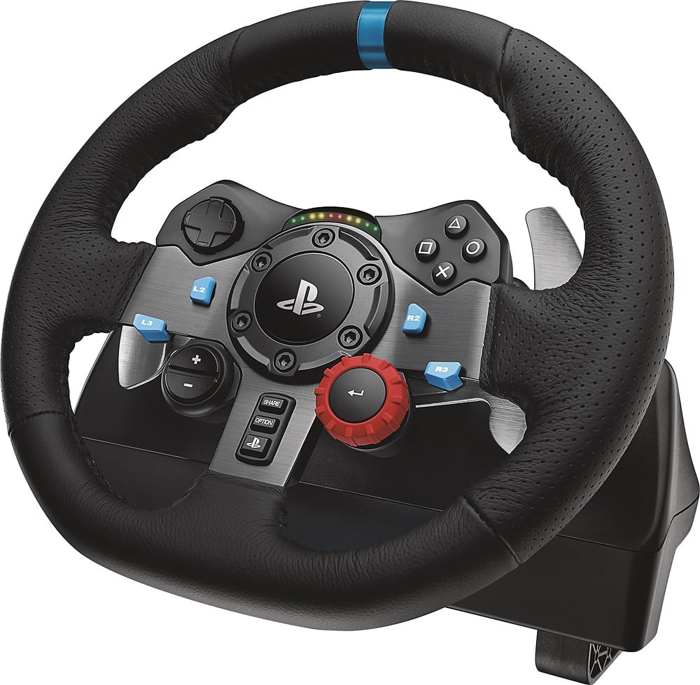 Logitech G29 Driving Force Racing Wheel + Driving Force
