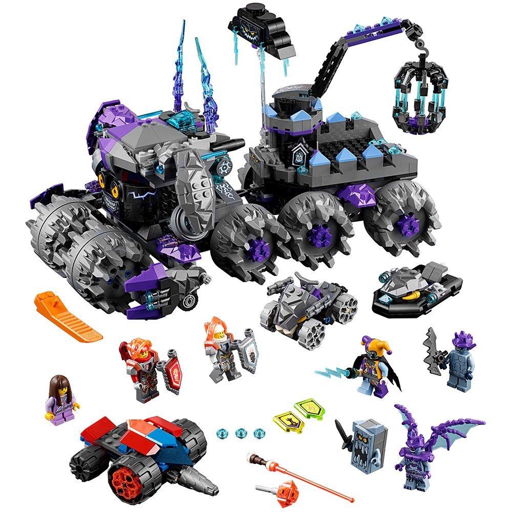$48.99 shipped LEGO NEXO KNIGHTS Jestro's Headquarters 70352 Toy for Kids w/ Prime @ Amazon