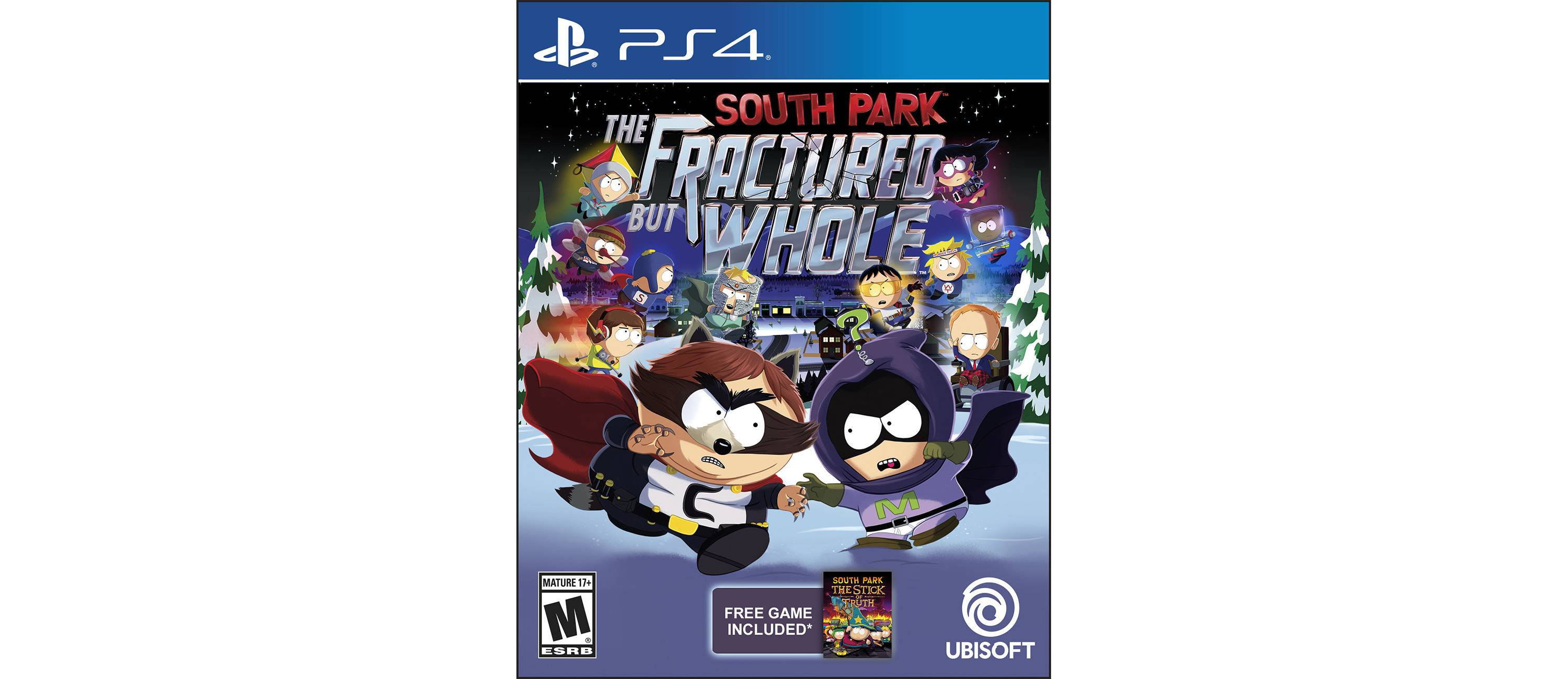 Stacking Target deals: 2x South Park Fractured But Whole, Paper towel fillers, $50 GC, for $82 + tax at Target