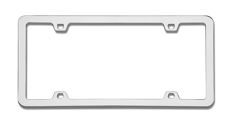 $1.43 shipped Cruiser Accessories Neo Chrome License Frame w/ Prime @ Amazon