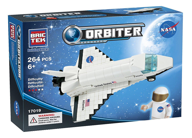 Add-on: Brictek NASA Orbiter Atlantis $5.72 @ Amazon