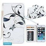 Samsung Galaxy S6 Edge Plus Wallet Case for $8.85 & Iphone 6 Wallet Case for $8.74(shipping fees $3.66 included) by CASELAND