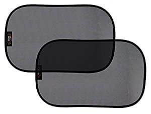back in Order-able Car Window Shade, Adaphor Car Sunshade Protector, Easy to Install, Protect Your Families from Sun Glare and Heat, Blocks over 98% of Harmful UV Rays $1.55