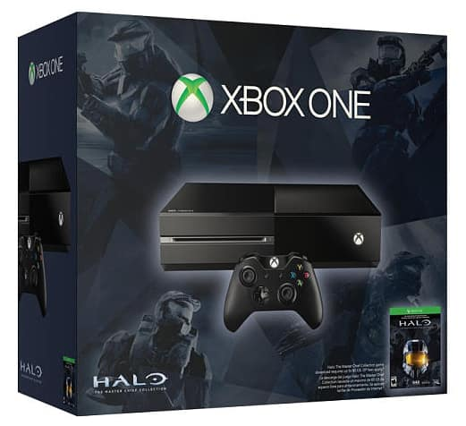 Xbox One Halo: The Master Chief Collection Bundle 500GB $315 or less @ Target B&M