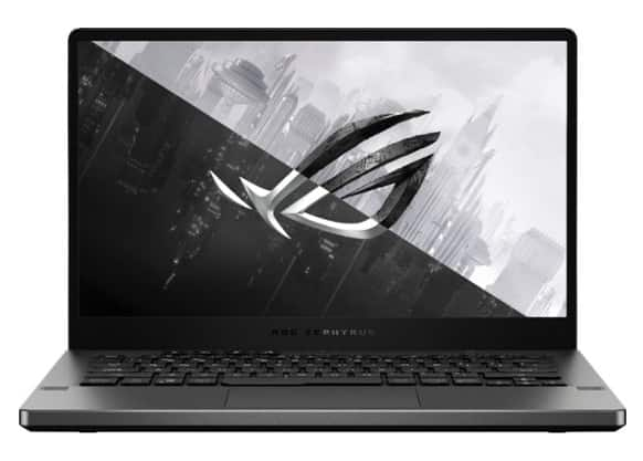 "ASUS - ROG Zephyrus G14 14"" Laptop - AMD Ryzen 7 - 8GB Memory - NVIDIA GeForce GTX 1650 - 512GB SSD $849.99"
