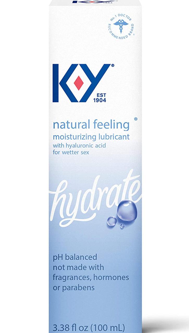 K-Y Liquibeads Vaginal Moisturizer $9.17 & MORE - Amazon