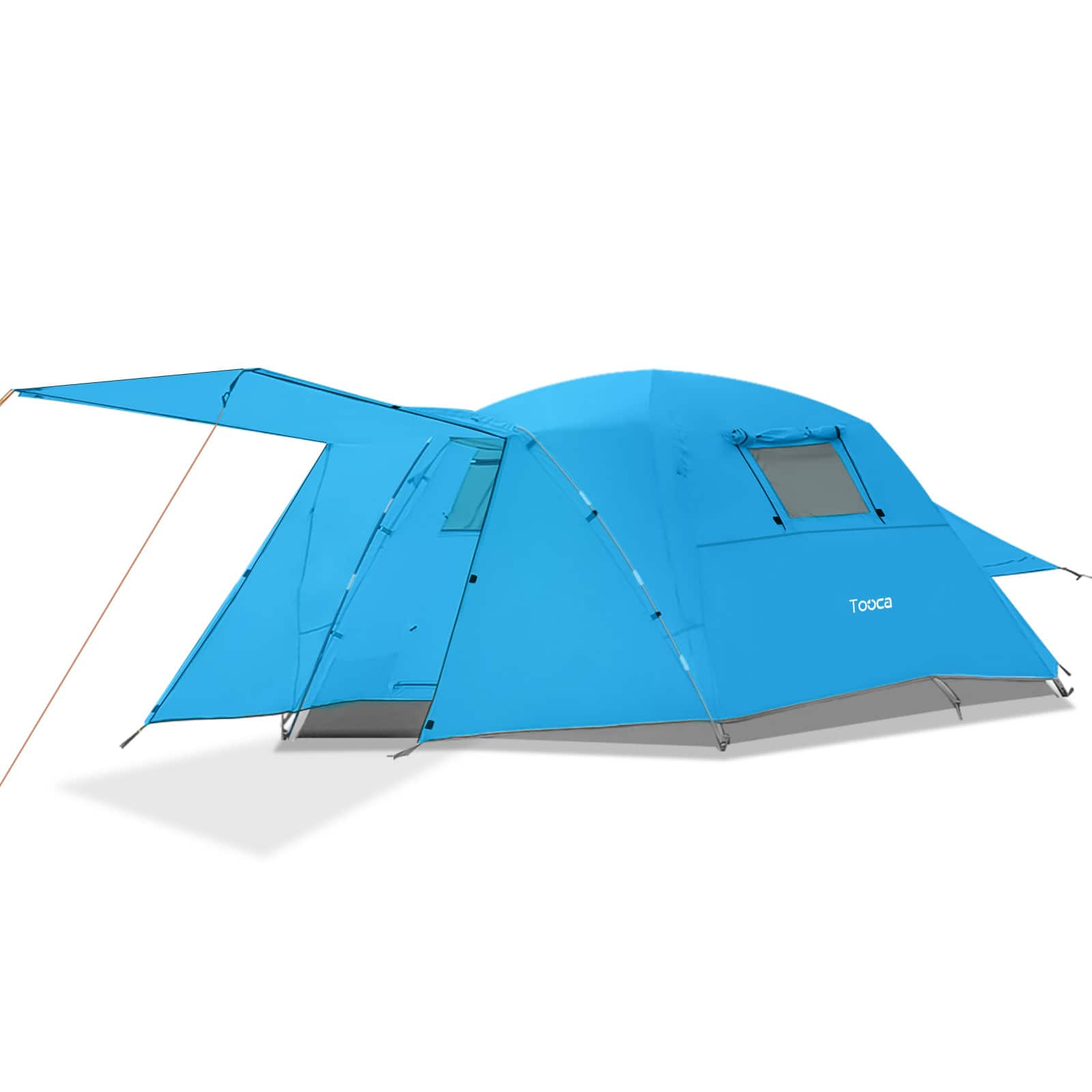Tooca 4 Person dual shell tent with two porch rainfly $89 at Walmart