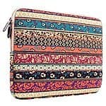 PLEMO Bohemian Style Canvas Fabric 15-15.6 Inch Laptop Sleeve $6.99 (50% OFF) + FS @Amazon