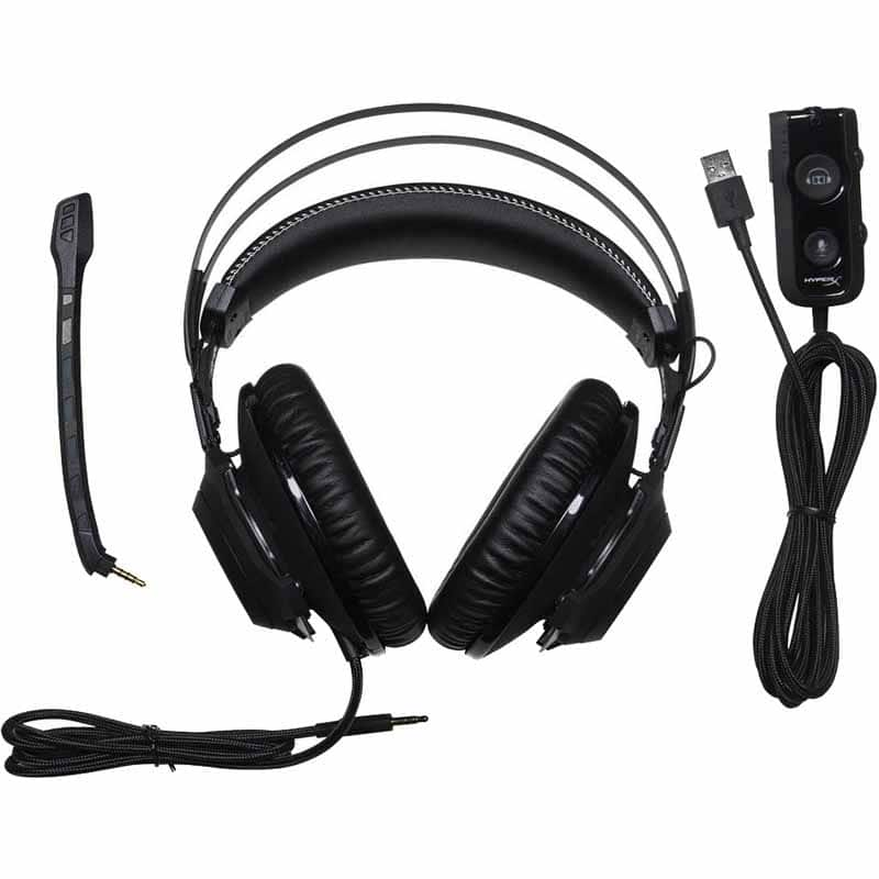 HyperX Cloud Revolver S 7.1 Surround Gaming Headset - $89.99 w/ free prime shipping