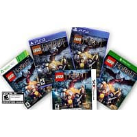 Groupon Deal: Lego Hobbit PS3/Xbox 360 19.99 (+3.99 shipping), PS4/XOne 29.99 with FS