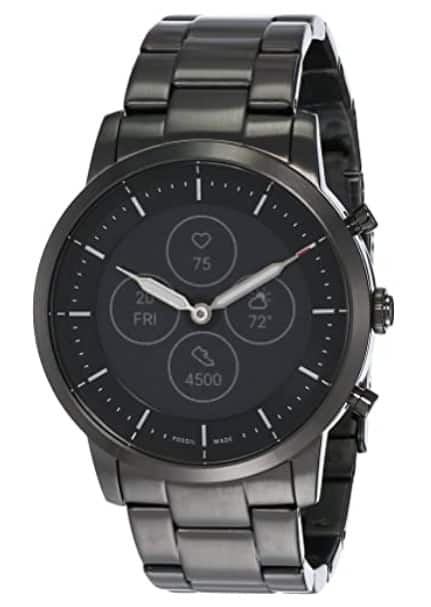 Fossil Men's Collider Hybrid Smartwatch HR with Always-On Readout Display/ Activity Tracking - $139.99 w/ free shipping