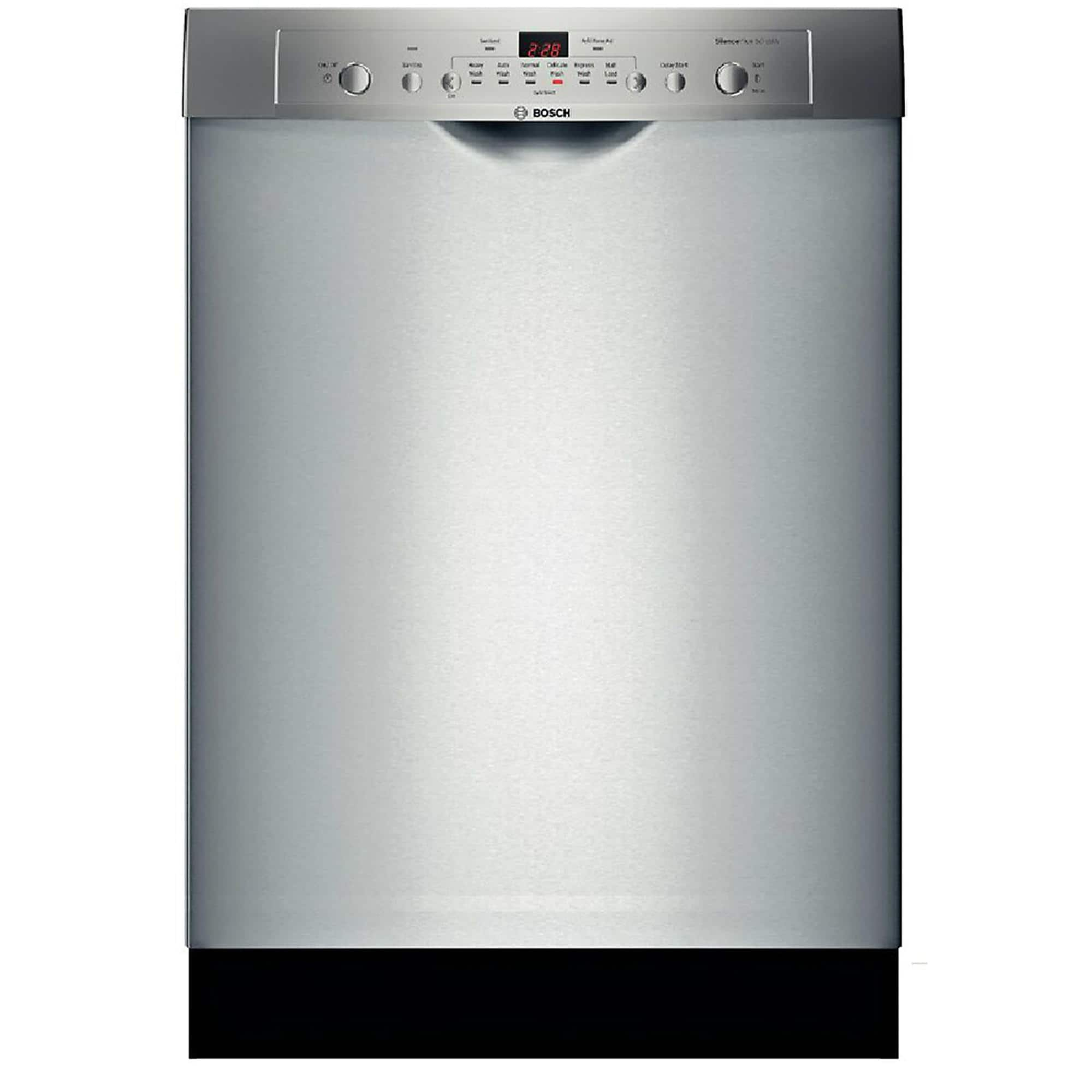 Bosch Ascenta 50-Decibel Dishwasher, $365 delivered @ Lowes AR/PM to BB