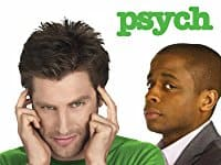 PSYCH & Monk included Amazon Prime