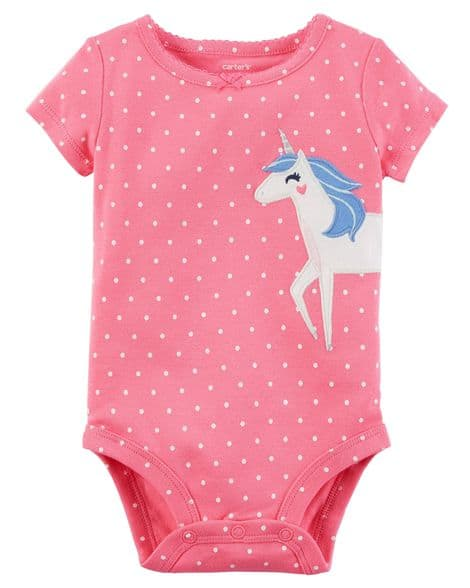 Carter's Extra 40% off Clearance - Baby Bodysuits $2.39 + Free Ship To Store Pickup
