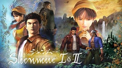 fanatical.com Shenmue I & II pc 23.99 steam code