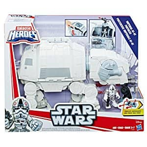 Star Wars Galactic Heroes Imperial AT-AT Fortress Last Jedi 20.99 Plus Tax Free Ship Amazon