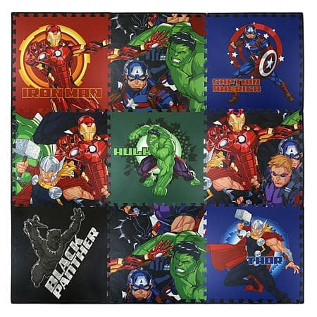 Disney Floor Mat Tiles -  YMMV $9.81