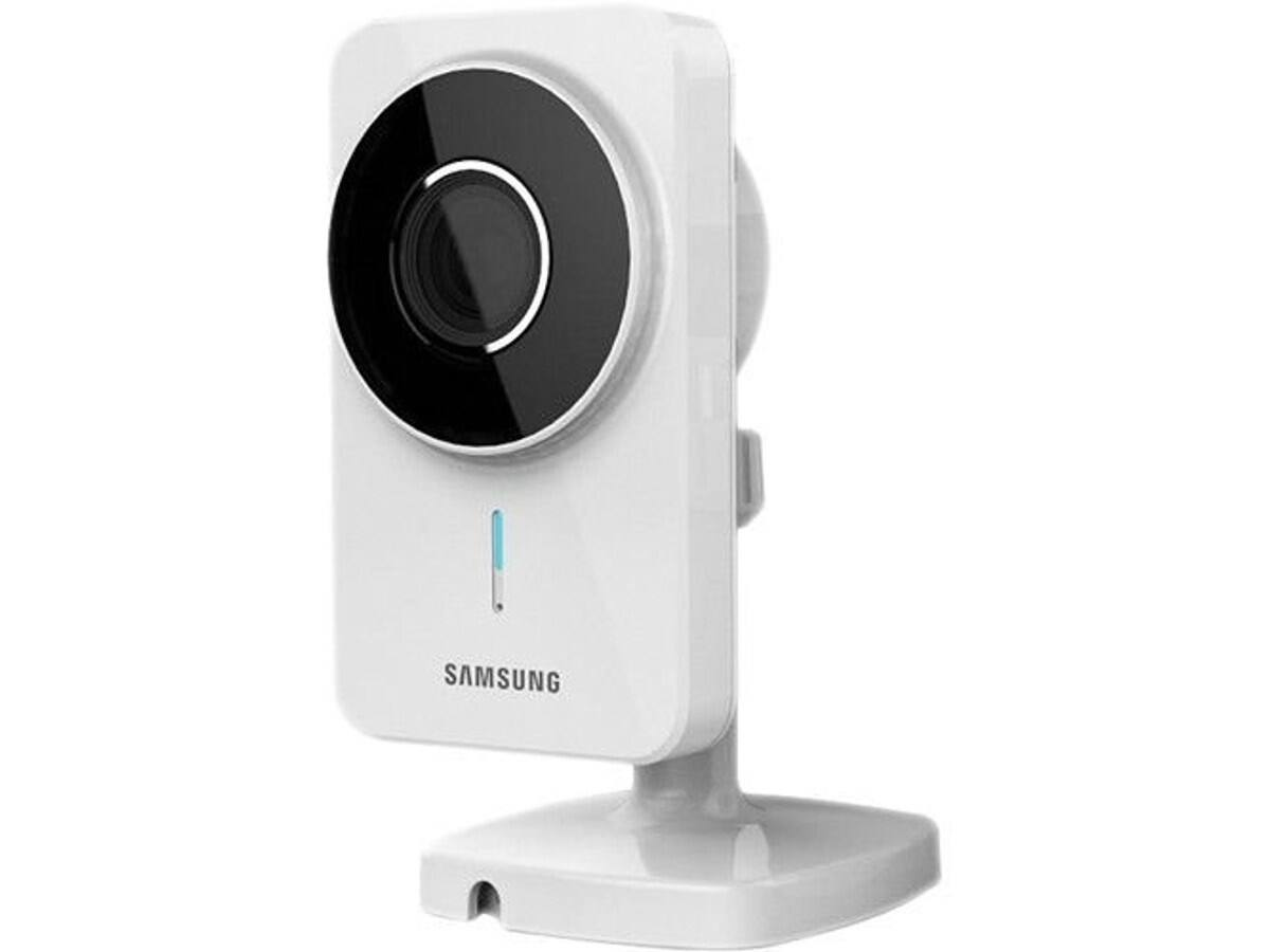 Samsung SNH-1011N SmartCam Wi-Fi IP Camera 50% off (19.99) today only at monoprice $19.99