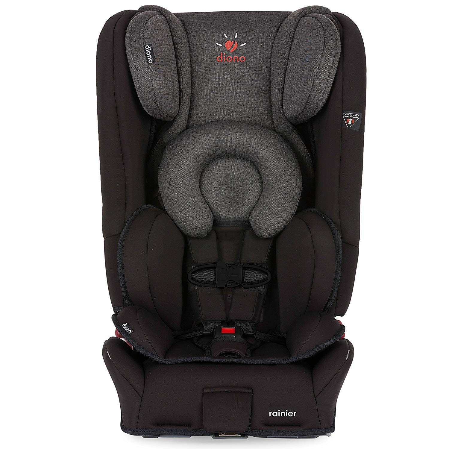 Diono Rainier All-In-One Convertible Car Seat, Black Mist $249 Amazon Prime Deal or $187 with AMEX Rewards