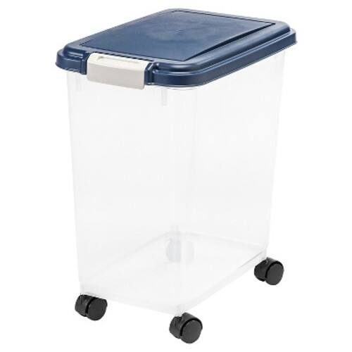 33QT: IRIS USA Airtight Food Storage Container $14.99