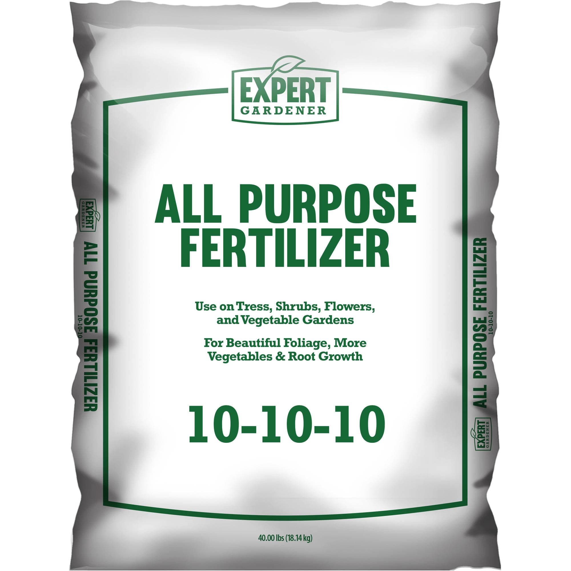 Expert Gardener All Purpose Fertilizer 40 Lb. $2 @Walmart YMMV