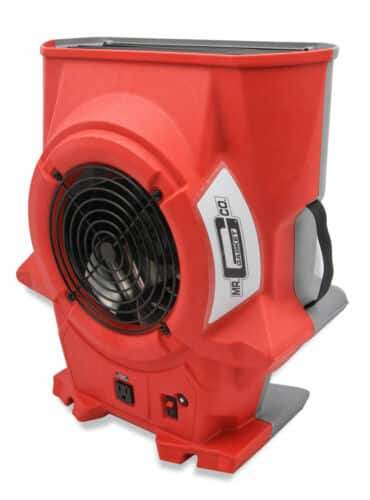 Mr. Gasket 33230G Air Mover Fan 900 CFM, 1/4 HP, 115V with Outlet | FREE SHIPPING | $99.99