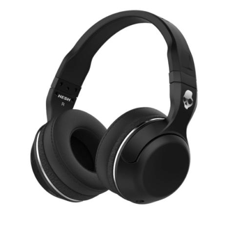 Skullcandy Hesh 2 Wireless Headphones with Mic-Black (Certified Refurbished) | FREE SHIPPING $20.99