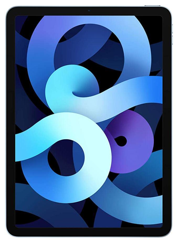 New Apple iPad Air (10.9-inch, Wi-Fi, 64GB) - Sky Blue (Latest Model, 4th Generation) $559