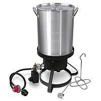 Kmart Deal: Kmart -  Cajun Injector 30 qt. LP Turkey Fryer with Timer - $24 - Big YMMV