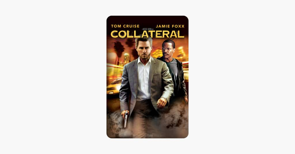 4K Apple iTunes - Collateral - $4.99