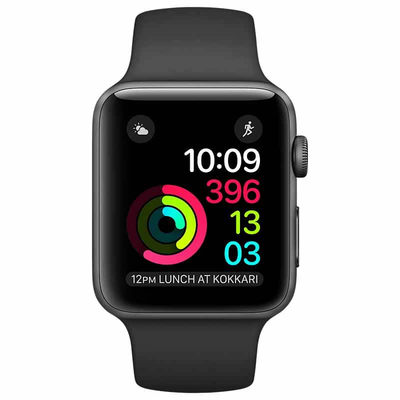 Apple Watch Series 2 38mm and 42mm - FRYS $258.22-$278.60  (30% off)  Series 3 10% off