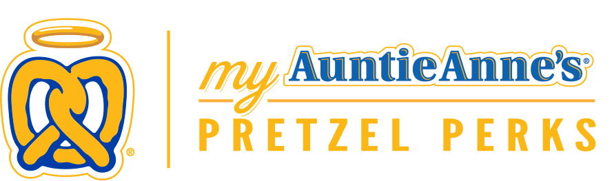 My Auntie Anne's Pretzel Perks:  Free Pretzel After Your First Purchase; Free Pretzel On Your Birthday & More!