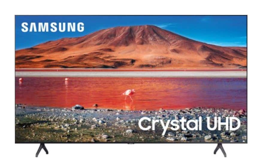 """Samsung 43"""" 4k TV $269 Best 4k TV to use as monitor"""