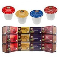 Deal Genius Deal: 144 Premium Coffee K-Cups Variety Pack – Only $.32 Per Cup! For $46.00 + free shippung @dealgenius
