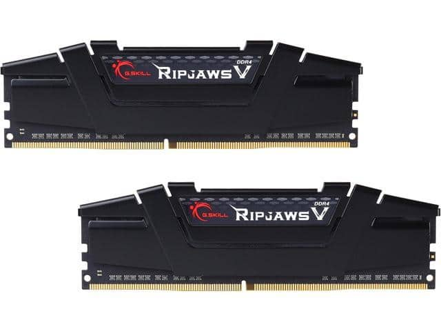 G. Skill Ripjaws DDR4-3000 CL15 for $104.99 Free Shipping