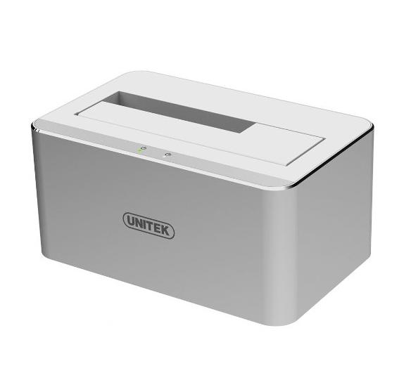 USB 3.0 to SATA External Aluminium Hard Drive Docking Station $17.99 AC + FS w/ Prime @ Amazon