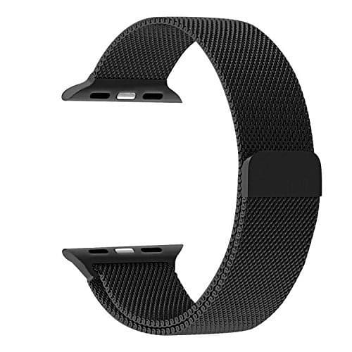 Apple Watch Band - Milanese Loop Strap with Magnetic Closure Clasp from $5.99 + Free Ship from USA