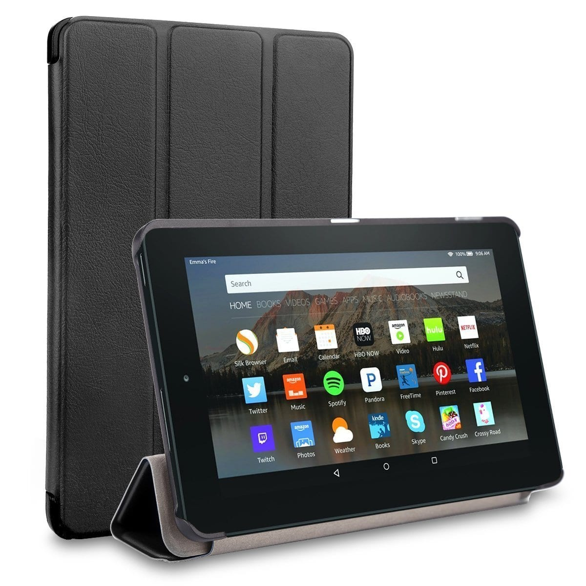 All-New Fire HD 8 Case/Fire 7 Case (7th Generation, 2017 Release) Only $4.99 USD + FS w/Prime