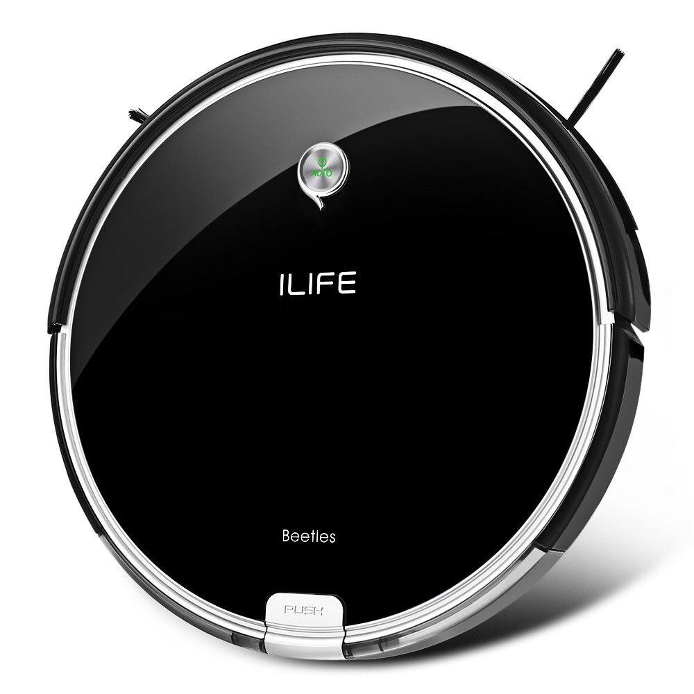 ILIFE A6 Robotic Vacuum Cleaner for $195.99 + Free Shipping