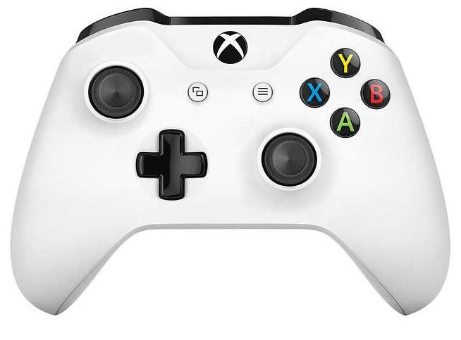 Microsoft Xbox One Wireless Controller - White - $37.99 @ Costco