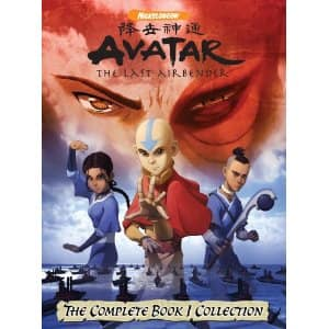 Avatar: The Last Airbender Complete Collection on DVD (Books 1-3) $16 each