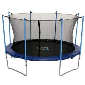 Pure Fun 12-Foot Trampoline and Enclosure Combo $125 + Free Shipping *Lowest Price*