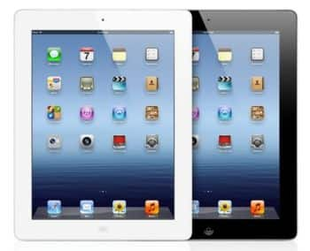 16GB Apple iPad 3rd Generation with WiFi in White or Black (Refurbished) w/ 1-Year Warranty $379 + Free Shipping