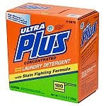17.3-lbs Ultra Plus Powder Laundry Detergent with Stain Fighting Formula