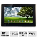 "16GB ASUS TF101A1 Eee Pad Transformer 10.1"" Android Tablet (Refurbished)"
