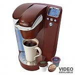 Keurig B70 Platinum Single-Cup Home Brewing System (Cinnamon)